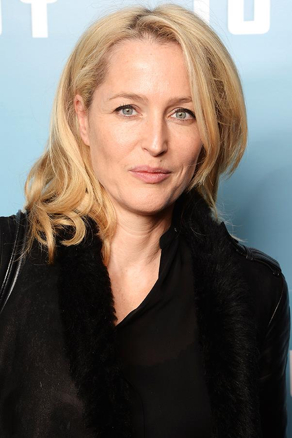 """Especially in this climate of women talking about the reality of [unequal pay] in this business, I think it's important that it gets heard and voiced. It was shocking to me, given all the work that I had done in the past to get us to be paid fairly. I worked really hard toward that and finally got somewhere with it."" –Gillian Anderson in an interview with <em><a href=""http://www.cosmopolitan.com/entertainment/tv/news/a52538/gillian-anderson-pay-gap/"">The Daily Beast</a></em>, expressing her surprise that more interviewers don't ask her about the fact that she was offered half what her <em>X-Files</em> co-star David Duchovny was offered"