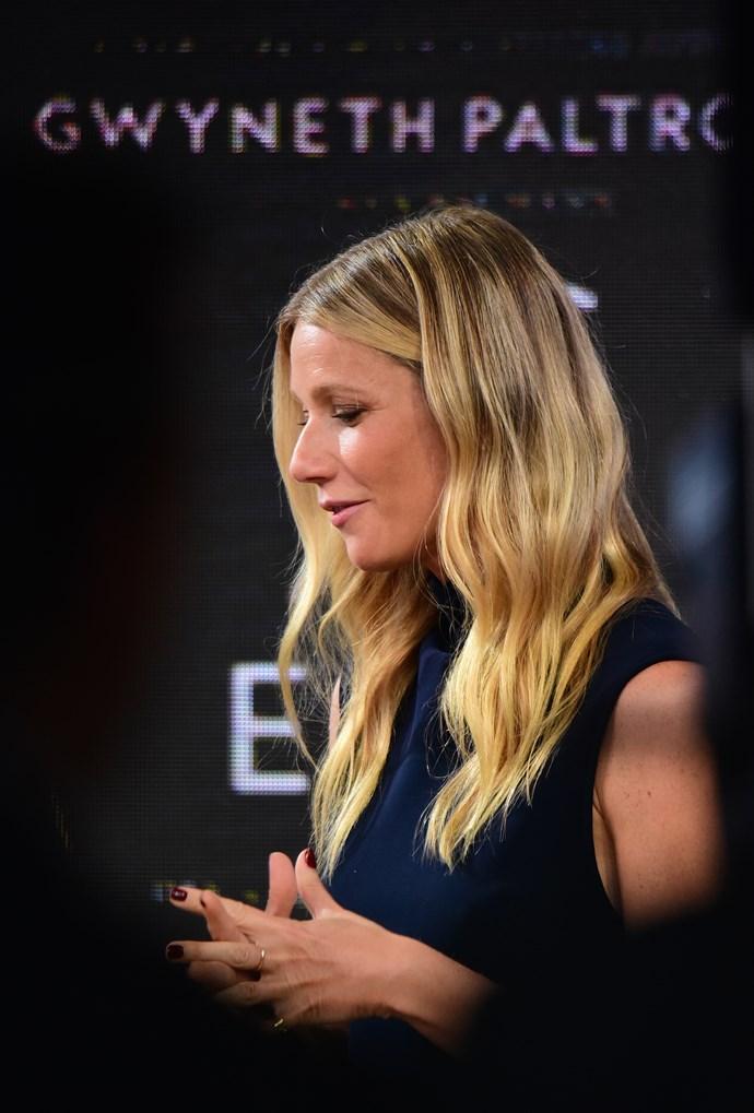 Gwyneth Paltrow Its All Easy