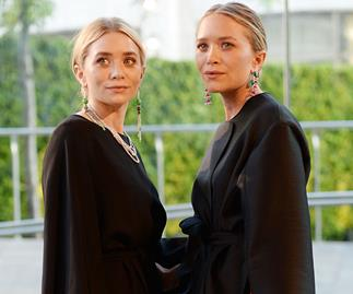 Mary Kate and Ashley Olsen Take Their First Selfie