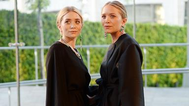 Mary Kate and Ashley Olsen Finally Caved, Took First Selfie Ever
