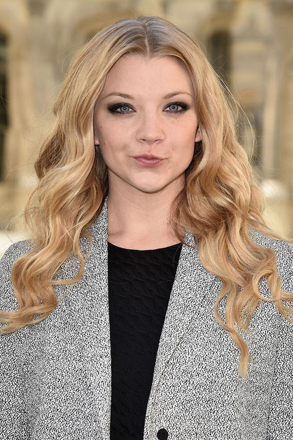 "<strong>Natalie Dormer<strong> <br><br> ""The best way to take my make-up off is with Elemis' cleansing balm. I rub it all over my face, then use a flannel to wipe off."" <br><br> <em><a href=""http://www.elemisaustralia.com.au/elemis-pro-collagen-cleansing-balm-105gms.html"">Elemis Pro-Collagen Cleansing Balm</a>, AUD $89</em>"