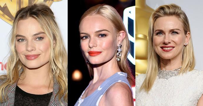 How to get good skin, the celebrity way.