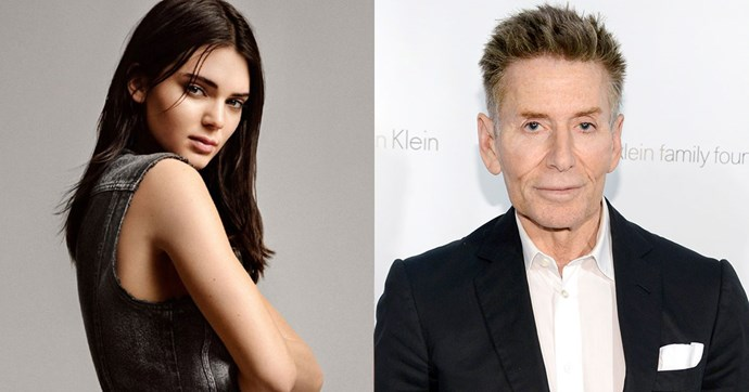 Calvin Klein Kendall Jenner