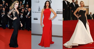 The 50 Best Cannes Dresses of All Time