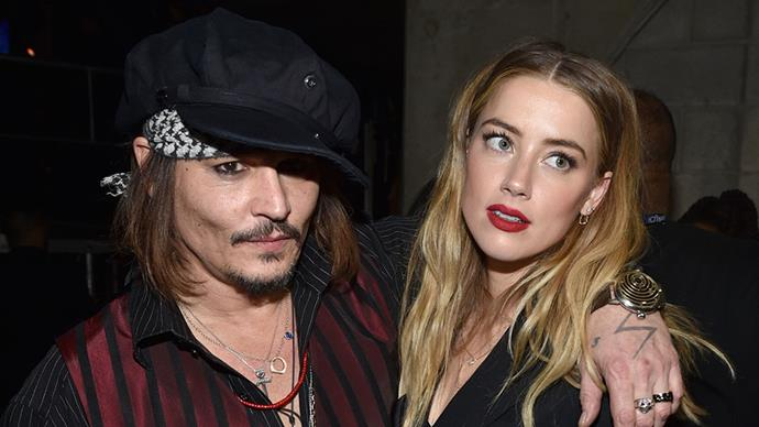 Johnny Depp and Amber Heard Apologise to Australia