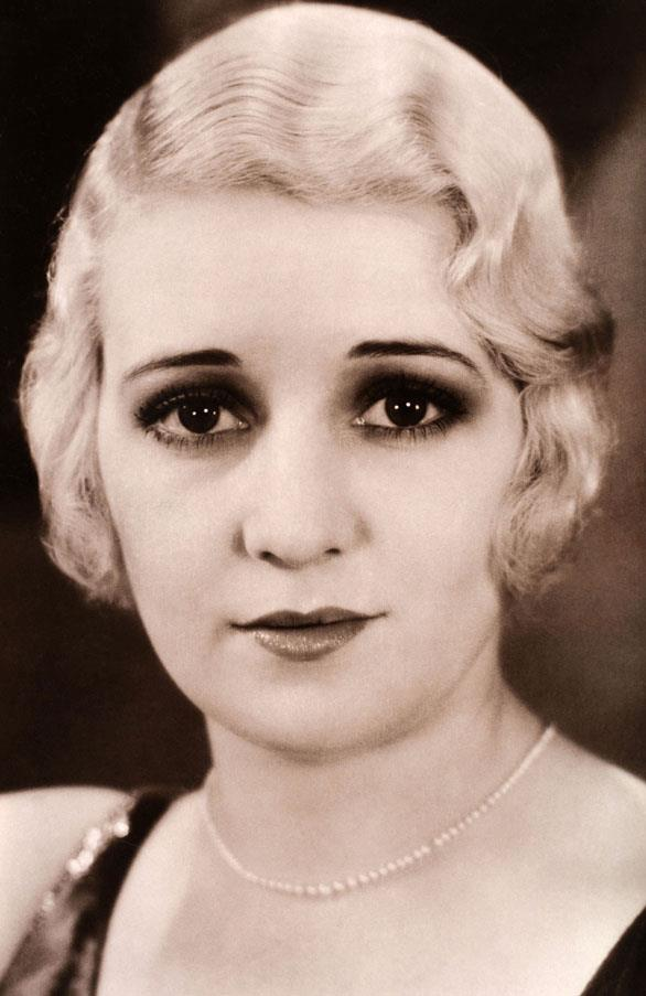 <strong>1930: FINGER WAVES</strong> <br><br> A style that is still as stunning nowadays as it was then, finger waves was a heavily-styled look (shown here on actress Alice Day) that gave softness to sharp, crisp bob haircuts.