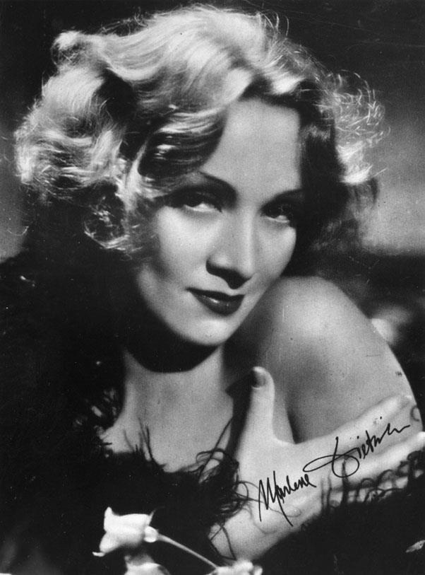 <strong>1934: SOFT SCULPTED WAVES</strong> <br><br> Delicately shaped waves a la Marlene Dietrich took hold of trend lovers during the mid-1930s.