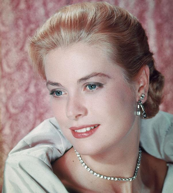 <strong>1950: CHIGNON</strong> <br><br> The ever-stylish Grace Kelly donned elegant hairdos that influenced American women in the early '50s, prior to her marriage to Prince Rainier III of Monaco and subsequent retirement from acting.
