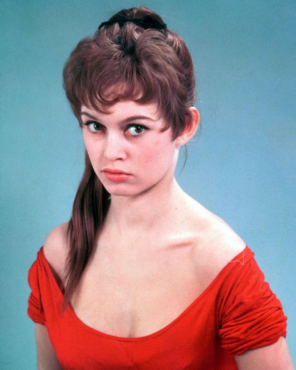 <strong>1956: PONYTAILS</strong> <br><br> At long last: The super simple style we all know and love, pushed into popularity by none other than French sex symbol Brigitte Bardot.