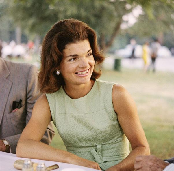 <strong>1962: BOUFFANT</strong> <br><br> As one of the most influential figures in fashion, First Lady Jackie Kennedy Onassis popularised this voluminous style.