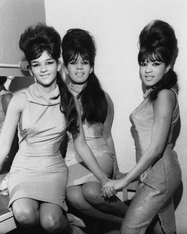 <strong>1963: THE BEEHIVE</strong> <br><br> Women saw the likes of the Ronettes and Brigitte Bardot piling hair atop their heads to reach as much height as possible.