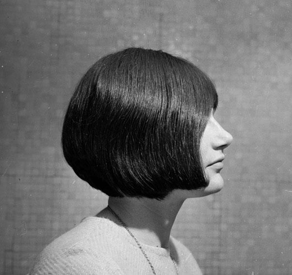<strong>1964: THE BOB</strong> <br><br> Ah, the bob. After initially popping up in the '20s, Vidal Sassoon reinvented it during the mid-'60s, making it chic again among stylish women.