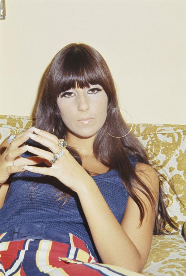 <strong>1966: LONG AND STRAIGHT</strong> <br><br> As hippies influenced mainstream style, women flocked to copy the ever-trendsetting Cher by wearing their hair long, straight, and silky.