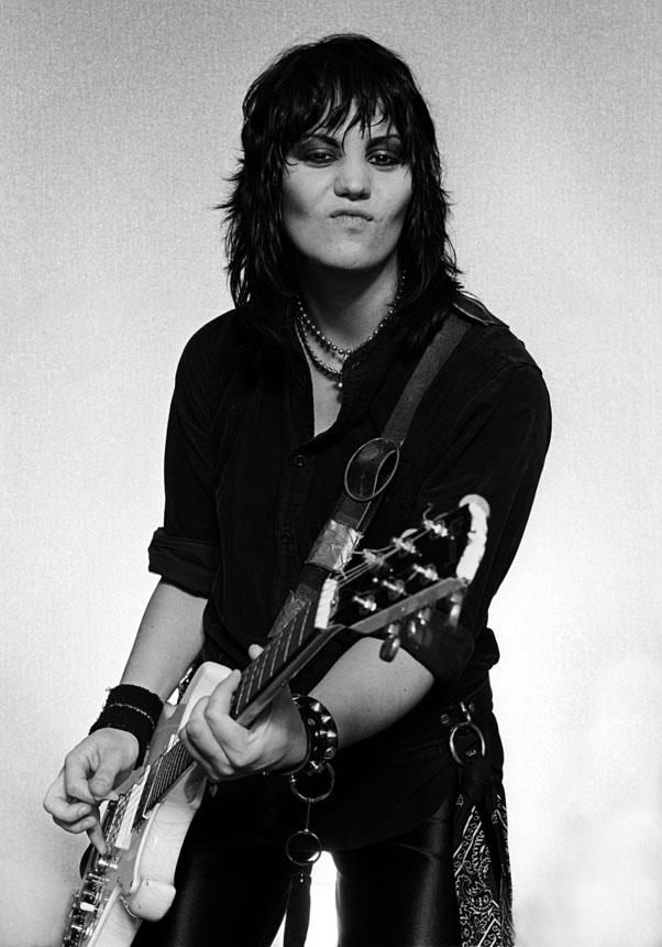 <strong>1980: EDGY SHAG</strong> <br><br> Jane Fonda may have put shag on the map, but Joan Jett's long, razored style made it a must-have for trendsetters and rock lovers everywhere.