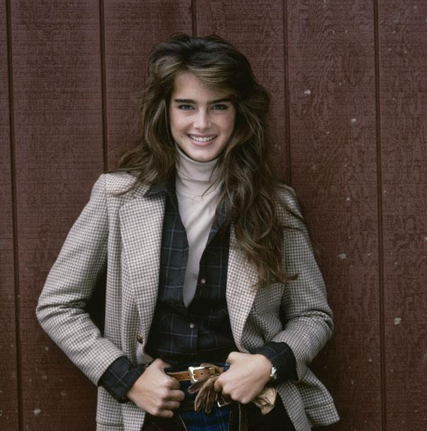 """<strong>1983: GIRL-NEXT-DOOR HAIR</strong> <br><br> Brooke Shields and other """"All-American girl"""" types inspired women everywhere to grow their hair long and give it as much volume as possible."""