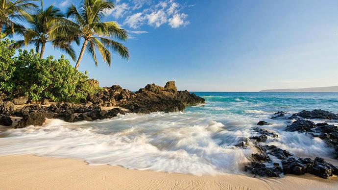 <strong>1. Maui, Hawaii </strong> <br><br> With bamboo forests and golden beaches, it's no surprise that Maui tops the list of amazing Islands.