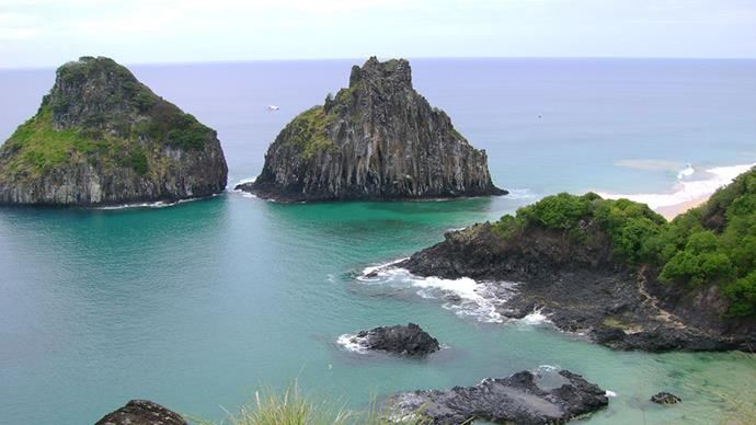 <strong>10. Fernando de Noronha, Brazil</strong> <br><br> <strong>What to do: </strong> Get close to sea turtles, dolphins and reef sharks at Baia de Sanco one of Brazil's best diving spots.