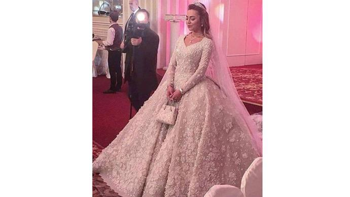<strong>Khadija Uzhakhovs and Said Gutseriev</strong> <br><br> <strong>When: </strong>March 26, 2016 <br><br> <strong>Where:</strong> A luxury restaurant and banqueting venue in Moscow.<br><br> <strong>Cost: </strong> It's unsure but estimates have been as high as $1 billion, so this could be the most extravagant wedding of all.