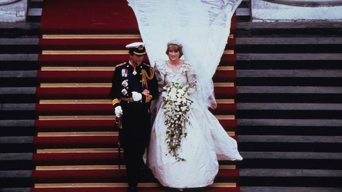 """<strong>Princess Diana and Prince Charles</strong> <br><br> <strong>When: </strong>July 29, 1981 <br><br> <strong>Where:</strong> St. Paul's cathedral, London<br><br> <strong>Cost: </strong> There are various estimates, but according to <em><a href=""""http://www.businessinsider.com.au/most-expensive-weddings-2010-7#1-prince-charles-and-lady-diana-12"""">The Business Insider</a></em> """"the bill was $48 million in 1981, or $110 million when adjusted for inflation."""""""