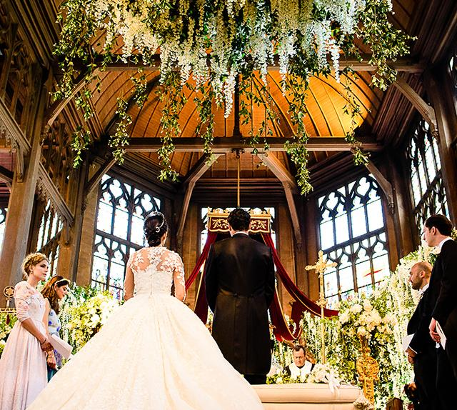 The Most Extravagant Weddings Ever