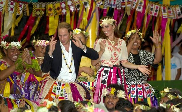 That time Prince William exposed himself as a terrible dancer.