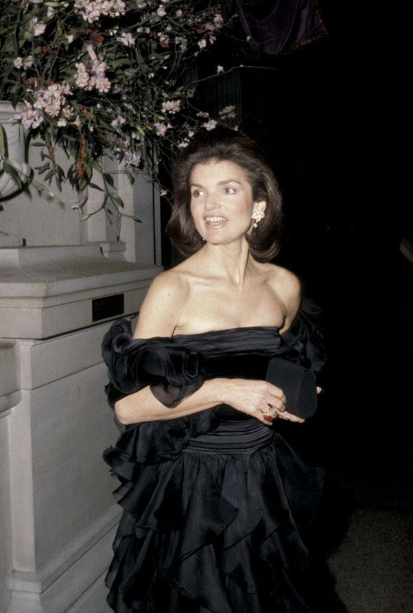 Jacqueline Kennedy Onassis, 1979