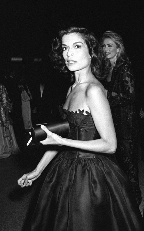 Bianca Jagger, 1981