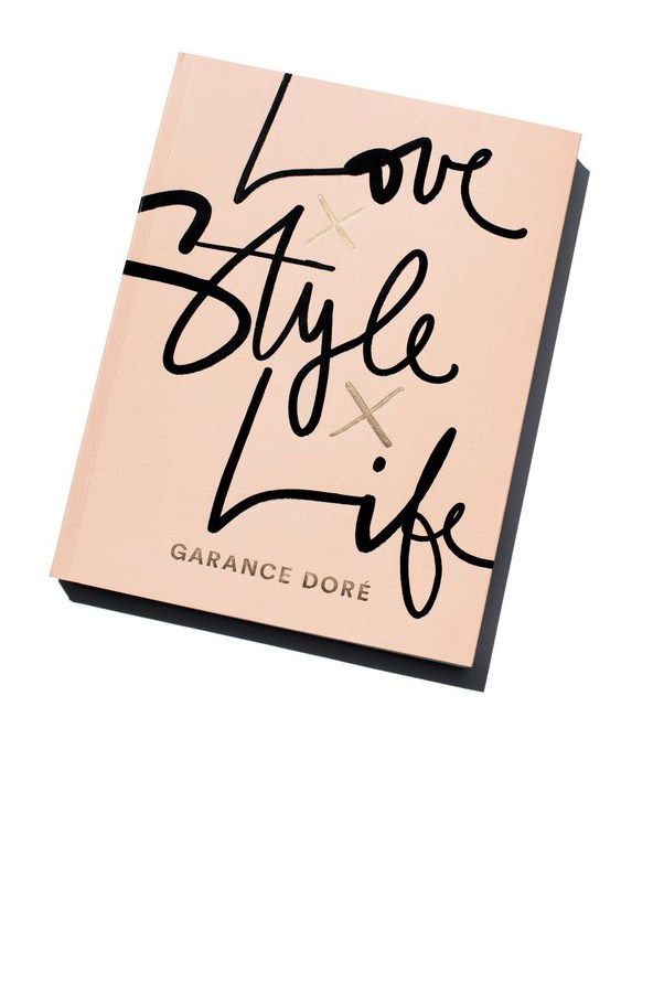 "'Love x Style x Life' by Grace Doré,  $39.95, <a href=""http://opusdesign.com.au/products/love-x-style-x-life"">Opus Design</a>"