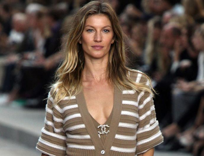 Gisele Bündchen may return to runway for Chanel Cuba show