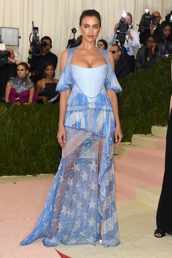 Irina Shayk in Givenchy