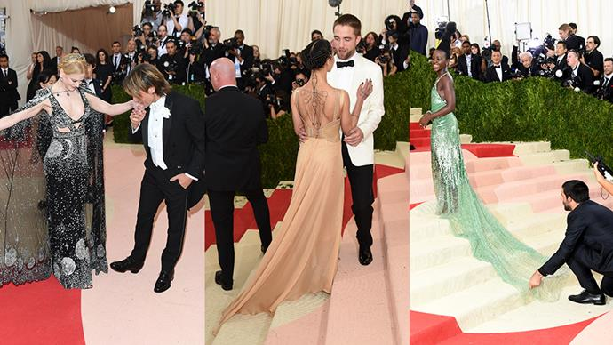 15 amazing, candid moments from the Met Gala...