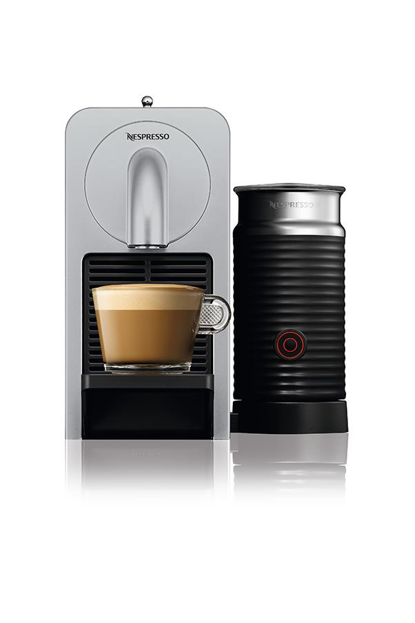 "Nespresso Prodigo & Milk, $399, Available in <a href=""https://www.nespresso.com/au/en"">Nespresso</a> boutiques nationwide"