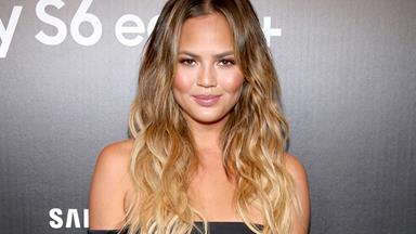 This Is What Chrissy Teigen's Bikini Body Looks Like Three Weeks After Giving Birth