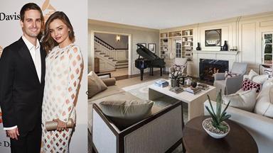 Inside Miranda Kerr's $16 Million LA Mansion