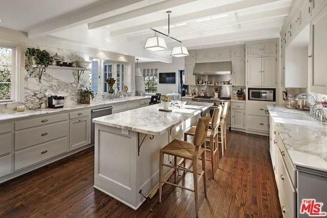 """All marble everything. <br><br> Image: <a href=""""http://guests.themls.com/Details/CA/LOS-ANGELES/655-MACCULLOCH-DR/90049/16-979675.aspx"""">theMLS.com</a>"""