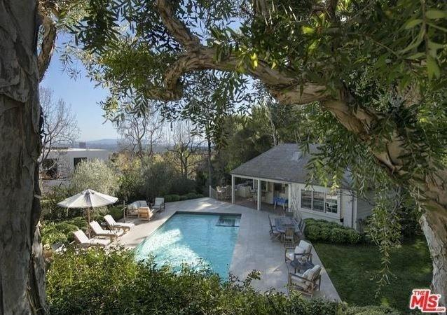 """Imagine the perfect Summer days here. <br><br> Image: <a href=""""http://guests.themls.com/Details/CA/LOS-ANGELES/655-MACCULLOCH-DR/90049/16-979675.aspx"""">theMLS.com</a>"""