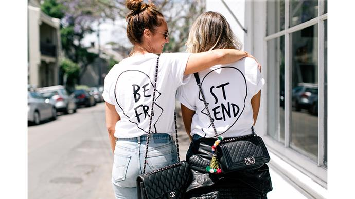 Elle Ferguson and Tash Sefton of 'They All Hate Us' know a thing or two about #nailingit in the career department. Ahead of the launch of 'Girl Gang', their first clothing collection, we get the down-low on their ultimate girl boss hacks.