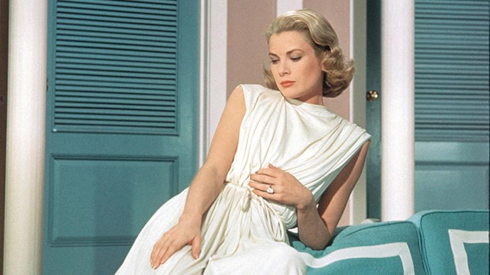 Click through the gallery for a sneak peak at Cartier's one-day-only display of Grace Kelly diamonds.