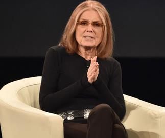 Gloria Steinem's Woman