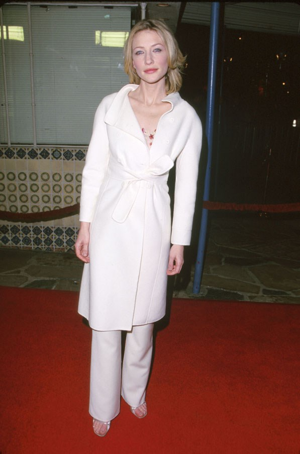 At the Los Angeles premiere of <em>The Talented Mr. Ripley</em>, 1999