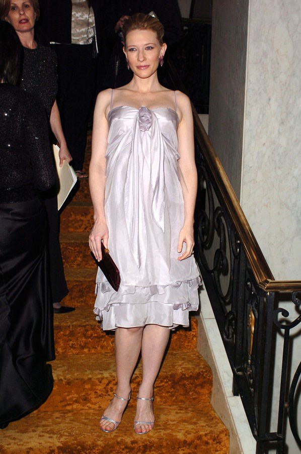 At a dinner honouring Australians in entertainment, 2004