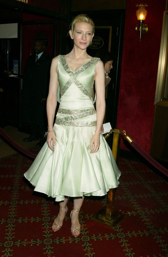 At the New York premiere of <em>The Aviator</em>, 2004