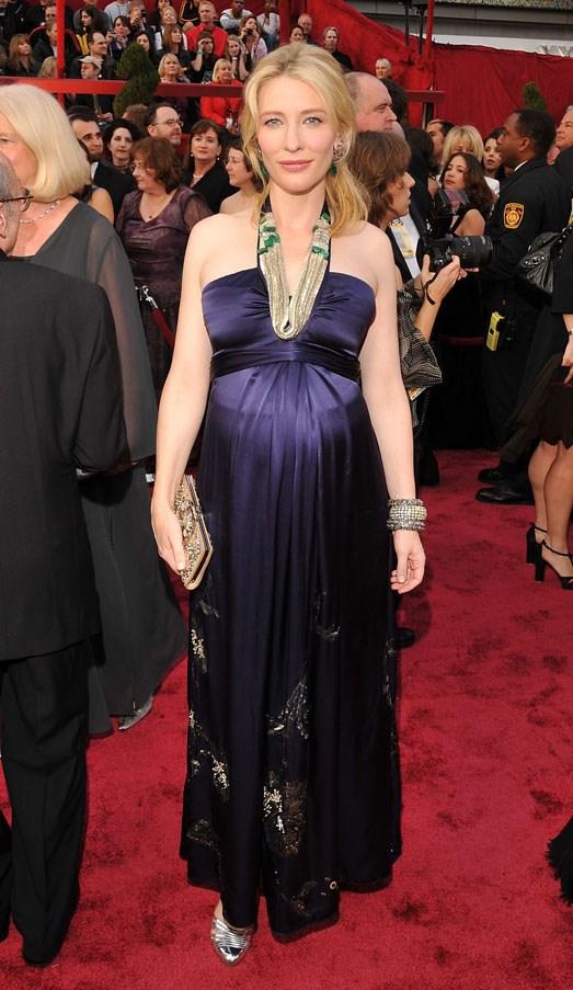 In Dries Van Noten at the Oscars, 2008