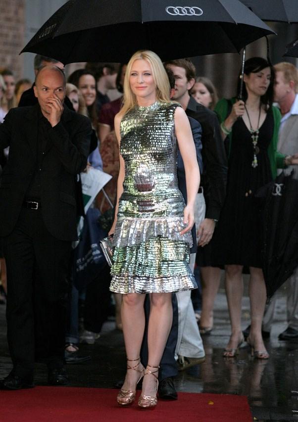 At Armani Privé haute couture A/W 2010