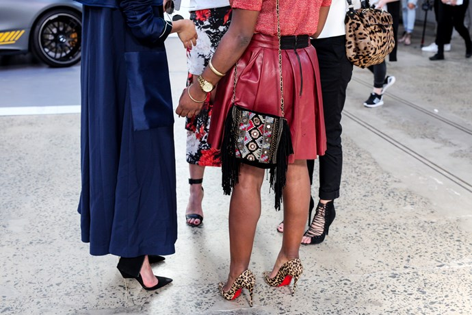 See the Best Street Style at Australian Fashion Week