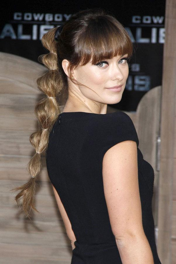 <strong>The Bubble Pony</strong> <br><br> As seen on Olivia Wilde