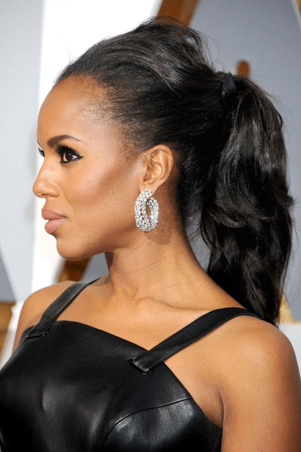 <strong>The Bouffant</strong> <br><br> As seen on Kerry Washington