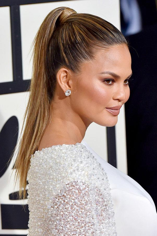 <strong>The Smooth and Simple</strong> <br><br> As seen on Chrissy Teigen.