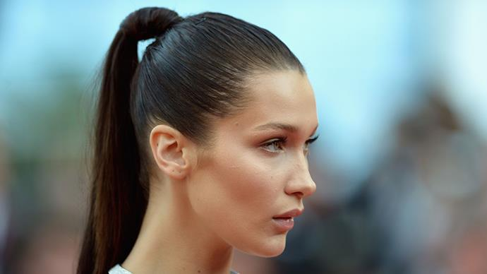 Here's how A-listers (and our main source of hair-inspo) reinvent the ponytail.