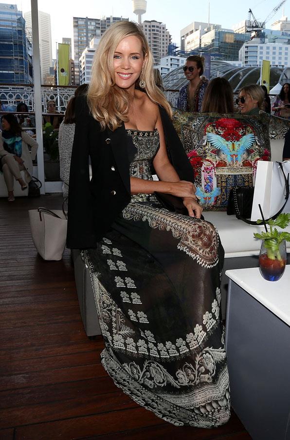 Sophie Falknier at Camilla
